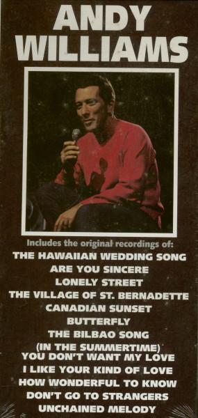 Best Of Andy Williams (CD-Longbox)