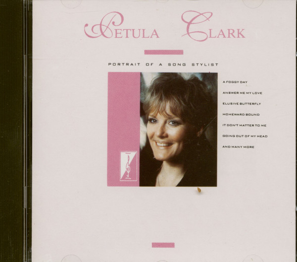 Portrait Of A Song Stylist (CD)