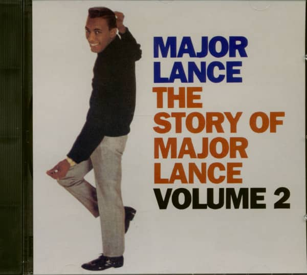 The Story Of Major Lance Vol.2 (CD)