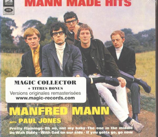Mann Made Hits (CD)