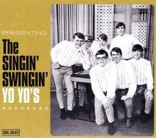 The Singin' Swingin' 7inch, 45rpm, EP, PS, SC