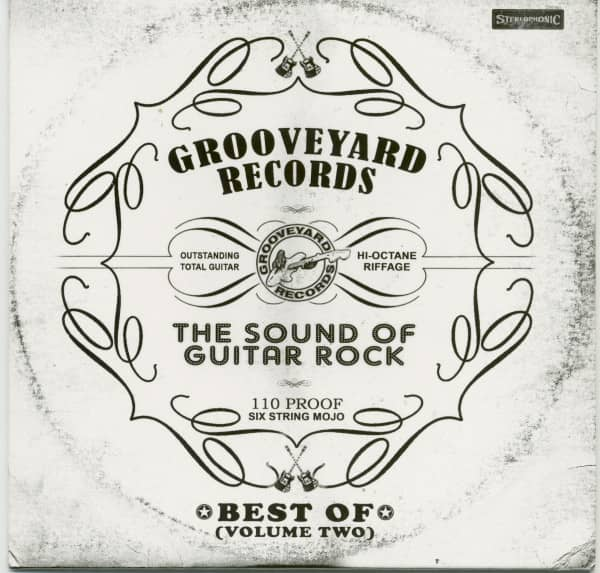 Grooveyard Records - Best Of Vol.2 (CD)
