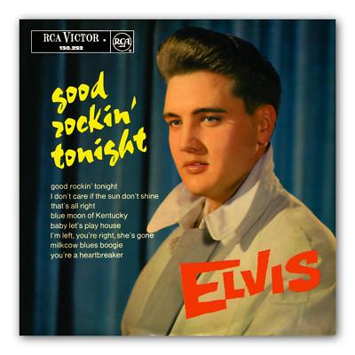 Good Rockin' Tonight (LP, 10inch, Pink Vinyl, Ltd.)