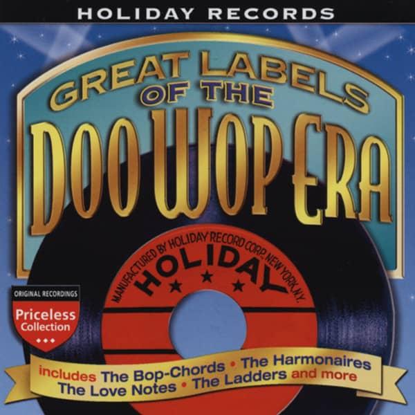 Va Holiday Records - Labels Of The Doo Wop Era