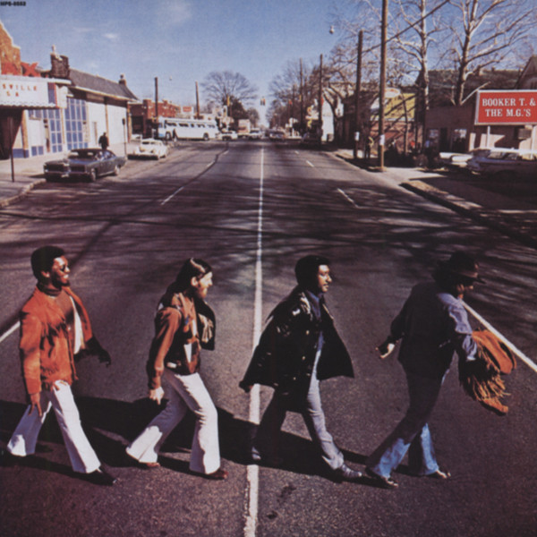 Booker T & The Mg's McLemore Avenue (1970)...plus (Rmst.)