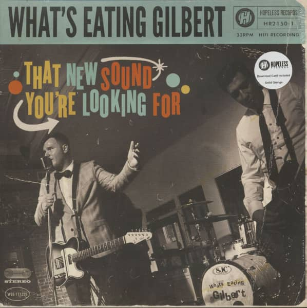 That New Sound You're Looking For (LP, Ltd.)