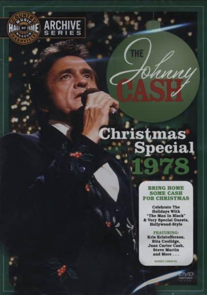 Cash, Johnny Christmas Special 1978 (0)