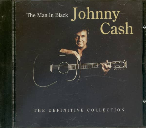 The Man In Black - Definitive Collection (EU) (CD)