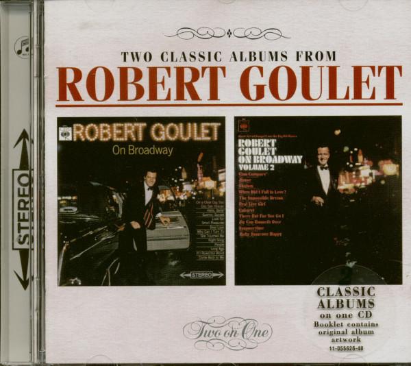 On Broadway & On Broadway Vol.2 (CD)