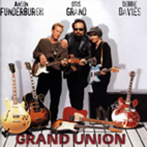 Grand Union (cut - out)