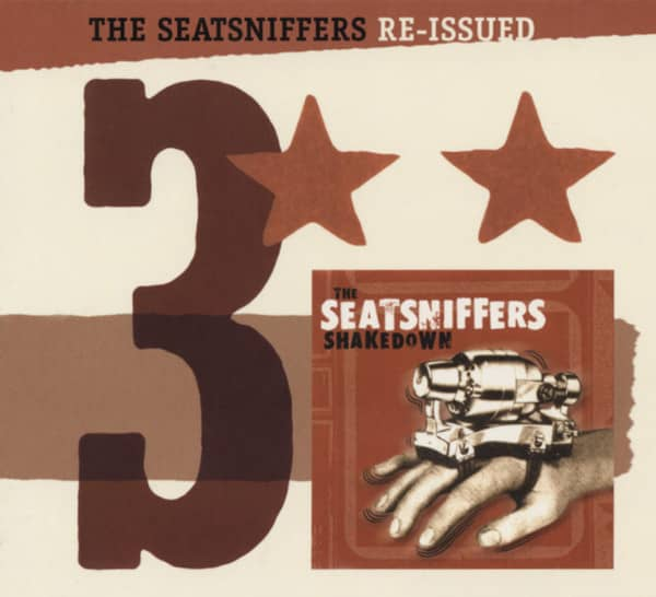 Seatsniffers Shakedown - Re-Issued
