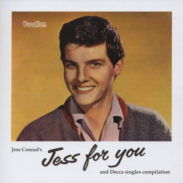 Conrad, Jess Jess For You & Decca Single Compilation