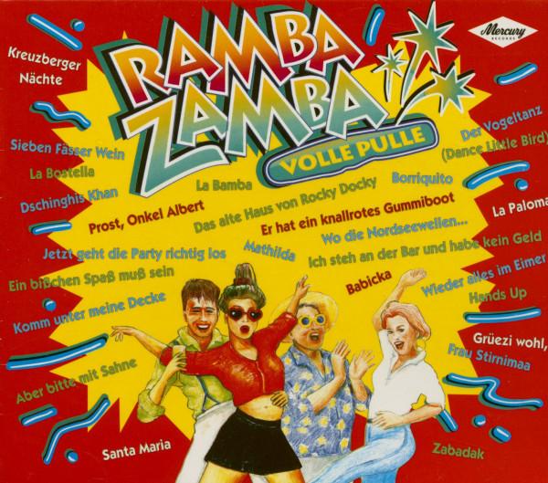 Ramba Zamba - Volle Pulle (3-CD)
