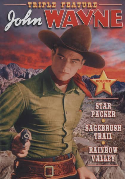 Wayne, John Early Cowboy Classics (0)