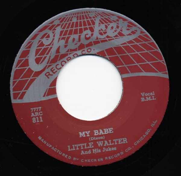 My Babe - Roller Coaster 7inch, 45rpm