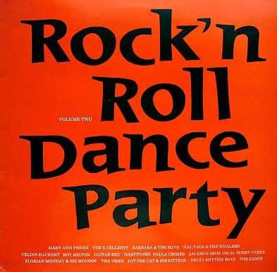 Rock & Roll Dance Party Vol.2 (LP)