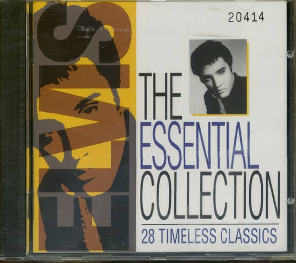 The Essential Collection (CD, Ltd. Numbered Edition)