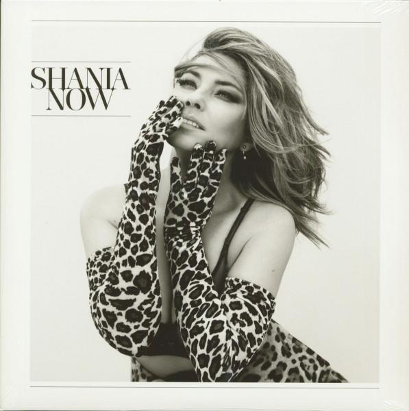 Shania Now (2-LP, 180g Vinyl)