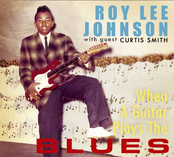 When A Guitar Plays The Blues (CD)