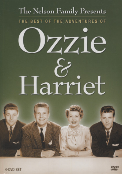 Nelson, Ricky & Others Adventures Of Ozzie & Harriett 4-DVD (1)