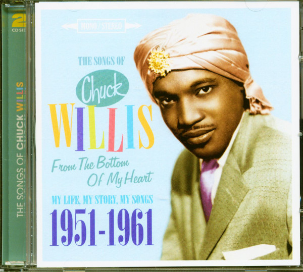 The Songs Of Chuck Willis (2-CD)