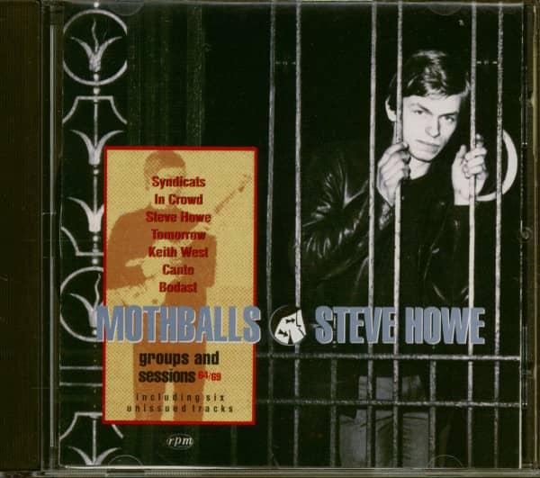 Mothballs - Groups & Sessions 1964-69 (CD)