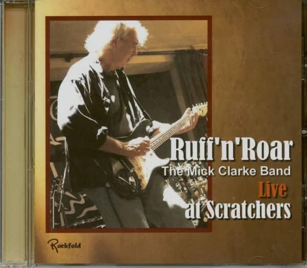 Ruff N' Roar (CD)