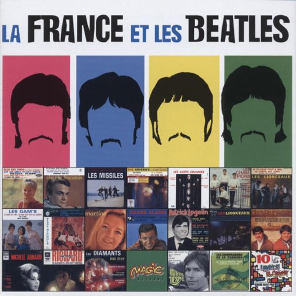 Va Vol.3, La France Et Les Beatles