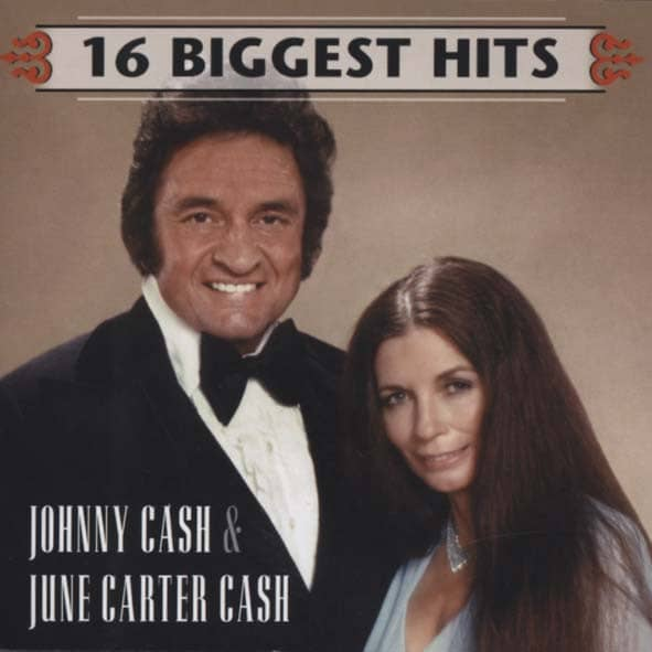 Cash, Johnny & June Carter 16 Biggest Hits