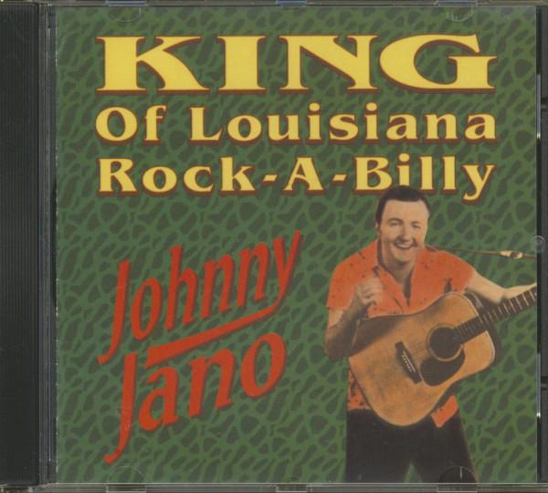 King Of Louisiana Rockabilly (CD)