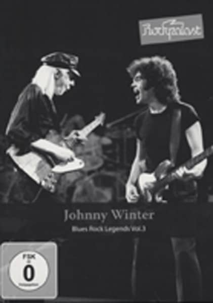 Winter, Johnny Rockpalast Blues Rock Legends Vol.3