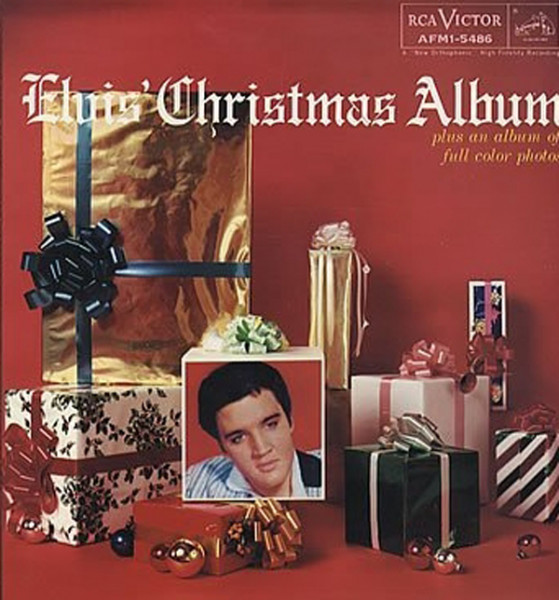 Elvis' Christmas Album (LP)