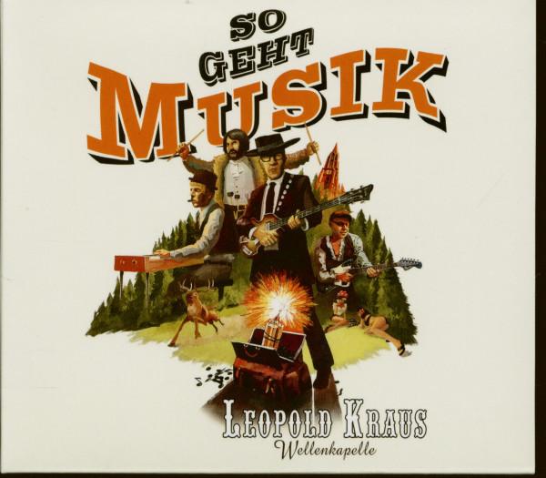 So geht Musik (CD)