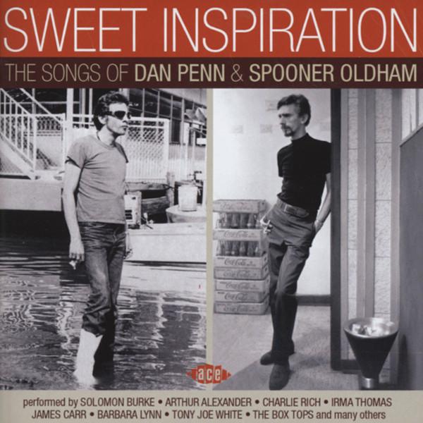 Sweet Inspiration - Songs Of Dan Penn & Spooner Oldham (CD)