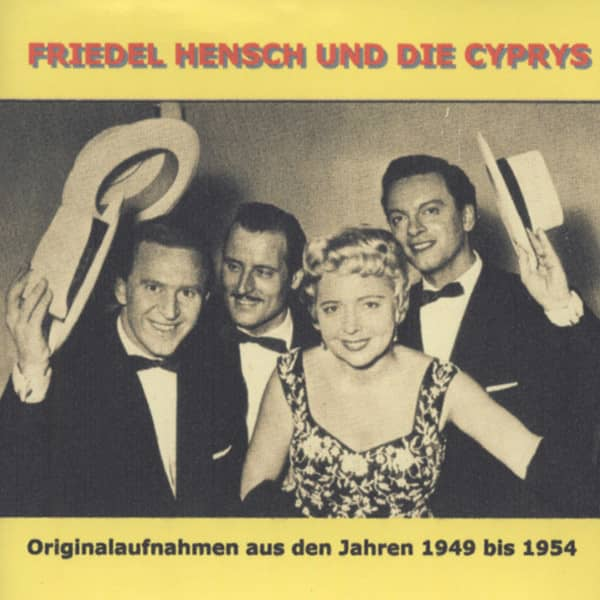 Hensch, Friedel & Die Cyprys Friedel Hensch & die Cyprys (2-CD)