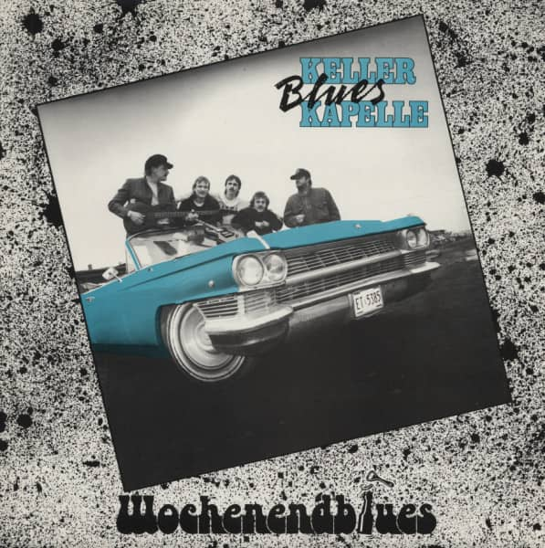 Keller Blues Kapelle Wochenendblues
