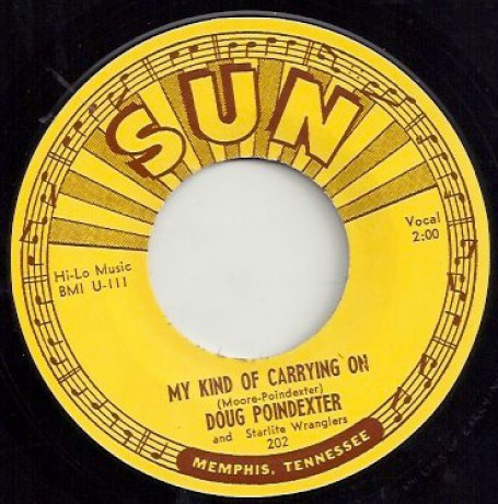 My Kind Of Carrying On - Now She Cares No More (7inch, 45rpm)