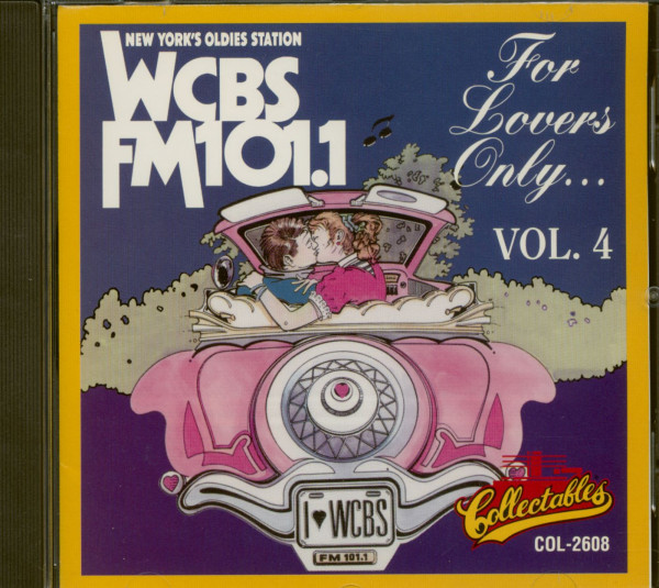 For Lovers Only Vol.4 (CD)