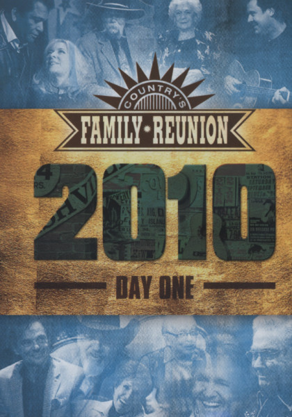 Va Country's Family Reunion 2010 (15-DVD Set)