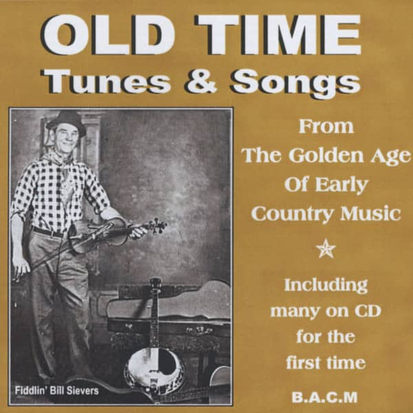 Old Time Tunes And Songs 1926-37