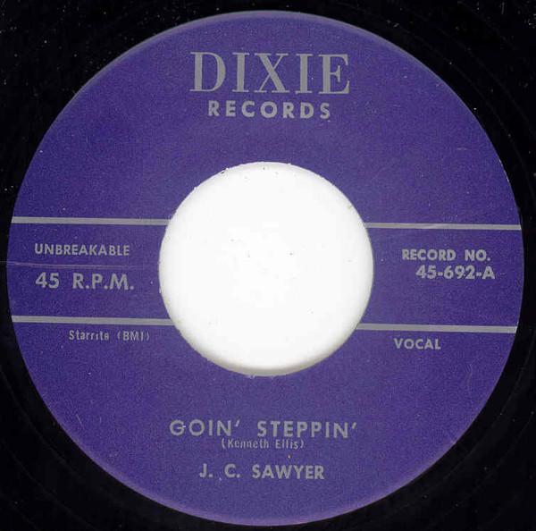 Sweet Love - Goin Steppin (7inch, 45rpm)