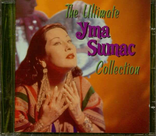 The Ultimate Yma Sumac Collection (CD)