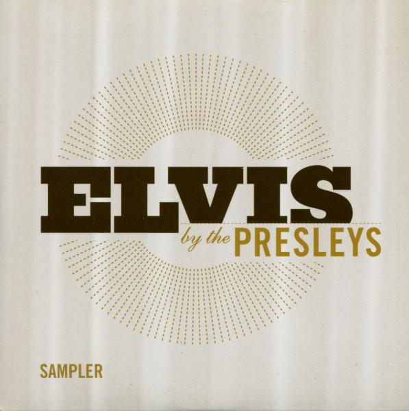 Elvis By The Presleys (CD - Sampler)
