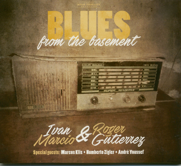Blues From The Basement (CD)