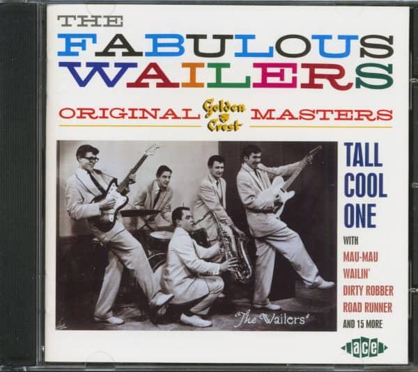 The Original Golden Crest Masters (CD)