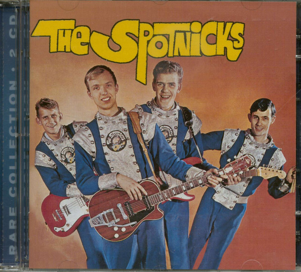 Spotnicks Rare Collection (2-CD)
