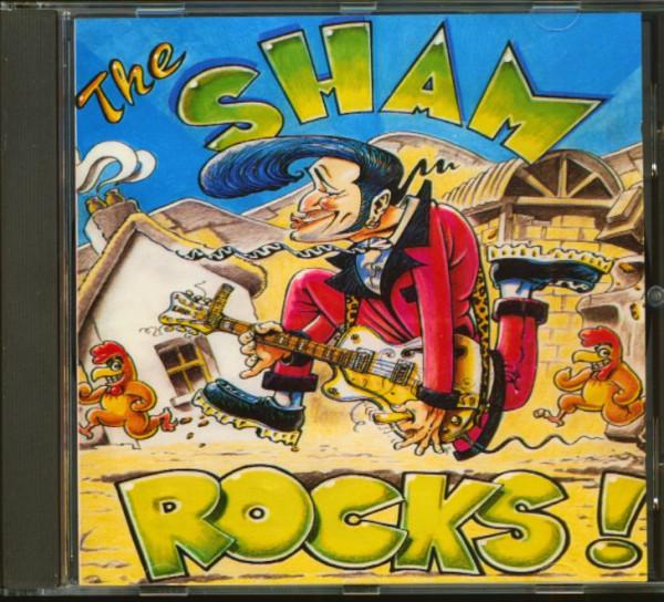 The Sham Rocks ! (CD)