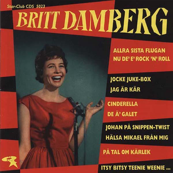Damberg, Britt Britt Damberg 1957-1963