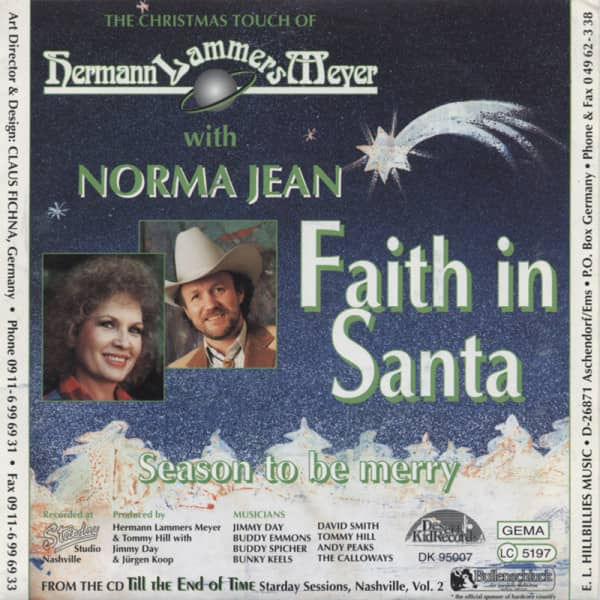 With Norma Jean 45rpm