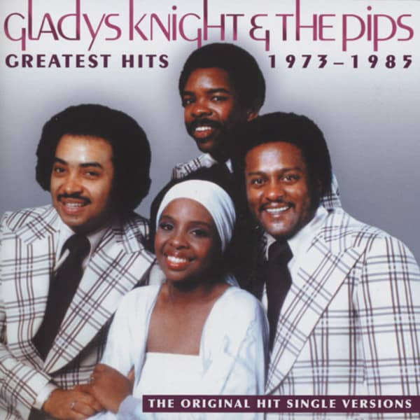 Knight, Gladys Greatest Hits 1973-85